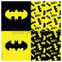 """Фото №1: Салфетки """"Бэтмен"""" 20 шт"""