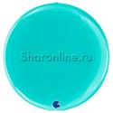 Фото №1: Шар 3D Сфера тиффани 41 см
