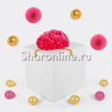 Фото №2: Шар Bubble с перьями в коробке