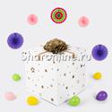 """Фото №1: Шар Bubble в коробке """"Счастье есть"""""""