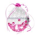 Фото №1: Шар сюрприз «Лепестки роз» 45 см