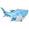 "Фото №1: Шар Фигура ""Акула"" 97 см"