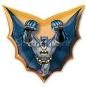 """Фото №1: Шар Фигура """"Бэтмен"""" 81 см"""