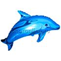 "Фото №1: Шар Фигура ""Дельфин"" 94 см"