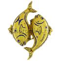 """Фото №1: Шар Фигура """"Гороскоп Рыбы"""" 127 см"""