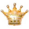 "Фото №1: Шар Фигура ""Корона"" 91 см"