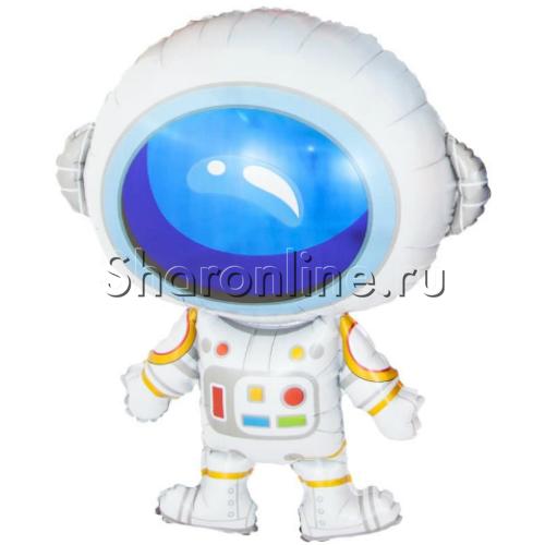 "Фото №1: Шар Фигура ""Космонавт"" 86 см"
