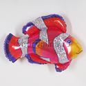 """Фото №1: Шар Фигура """"Рыбка-клоун"""" 88 см"""