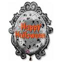 """Фото №1: Шар Фигура """"Зеркало Хэллоуин"""" 63 см"""