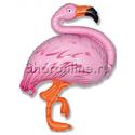 Фото №1: Шар Фламинго 120 см