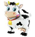 """Фото №1: Шар """"Корова"""" 76 см"""