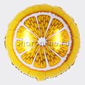 Фото №1: Шар круг Апельсин 46 см