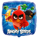 """Фото №1: Шар квадрат """"Angry Birds"""" 46 см"""