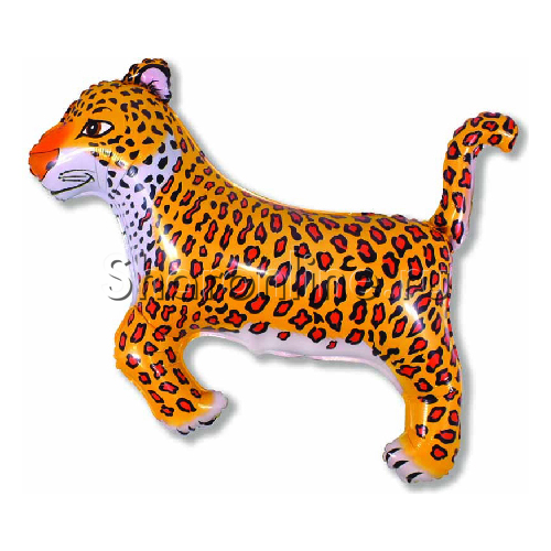 "Фото №1: Шар ""Леопард"" 94 см"
