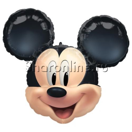 "Фото №1: Шар ""Микки Маус"" голова 69 см"
