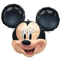 "Шар ""Микки Маус"" голова 69 см"