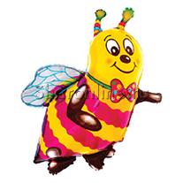 """Шар """"Пчела"""" 91 см"""