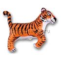 """Фото №1: Шар """"Тигр"""" черный 94 см"""