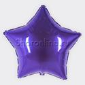 Фото №1: Шар Звезда фиолетовая 81 см