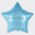 Фото №1: Шар Звезда голубая 81 см