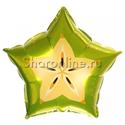 Фото №1: Шар звезда Карамбола 46 см