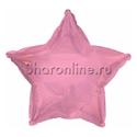 Фото №1: Шар Звезда розовая 46 см