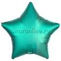 Фото №1: Шар Звезда Тиффани сатин 53 см