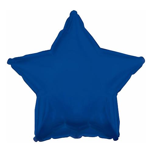 Фото №1: Синяя звезда Шар 46 см