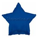 Фото №1: Шар Звезда синяя 81 см