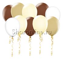 Шары Бельгийский шоколад