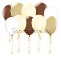 Фото №1: Шары «Бельгийский шоколад»