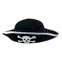 """Шляпа """"Пират"""" детская"""