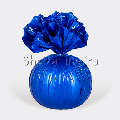 Фото №1: Синий грузик