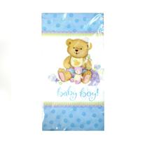 """Скатерть """"Baby Boy"""" Медвежонок мальчик 140х260 см"""