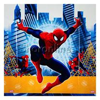 """Скатерть """"Человек-паук"""" 108x180см"""