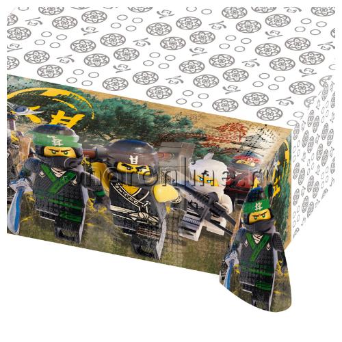 """Фото №1: Скатерть """"Лего Ниндзяго"""" 120х180 см"""