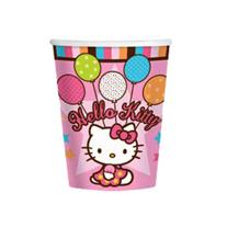 "Стаканчики ""Hello Kitty"" 190 мл 6 шт"