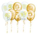 Фото №1: Свадебные шары