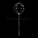 Фото №1: Светящийся шар Bobo на палке