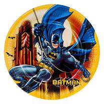 "Тарелки ""Бэтмен"" 8 шт"