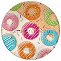"Фото №1: Тарелки ""Пончики"" 18 см"