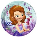 Фото №1: Тарелки Принцесса София 23 см 8 шт