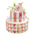 """Фото №1: Торт """"Цветочный блюз"""" от 5 кг"""