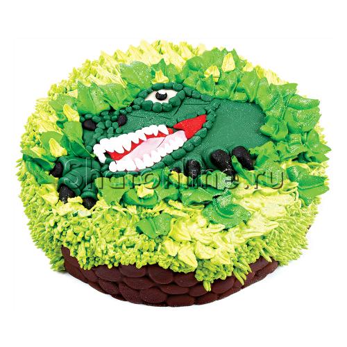 """Фото №1: Торт """"Динозавр"""" от 2 кг"""
