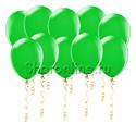 Фото №1: Зеленые шары