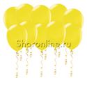 Фото №1: Желтые шары